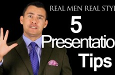 Tips on presentation skills