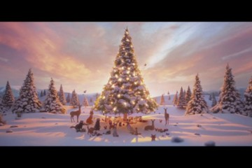 Remember this heartwarming Christmas advert